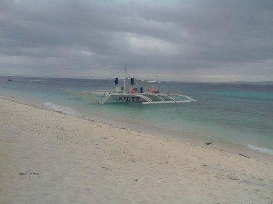 Bohol Lahoy Dive Resort: Boot