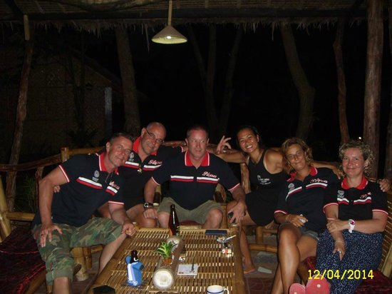 Bohol Lahoy Dive Resort: Ausflug zu Cornelis