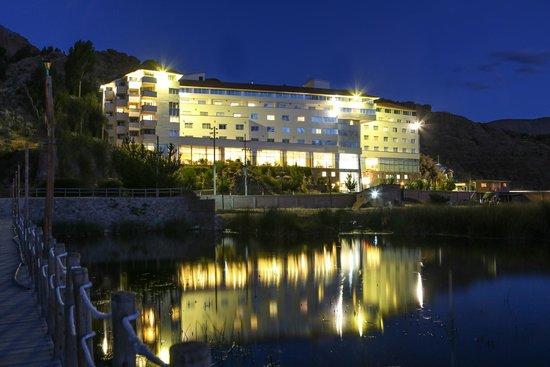 Hotel Jose Antonio Puno: Fachada