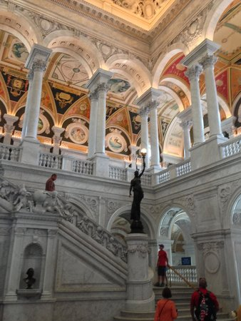 Biblioteca del Congreso: A Strong Foundation
