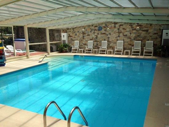Hotel Rio: piscina