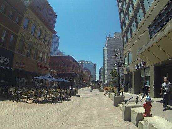 Sparks Street Mall: Nice Patios