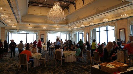 Hotel Monterey Grasmere Osaka: Desayuno