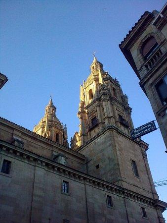 Clerecía (Iglesia del Espíritu Santo)