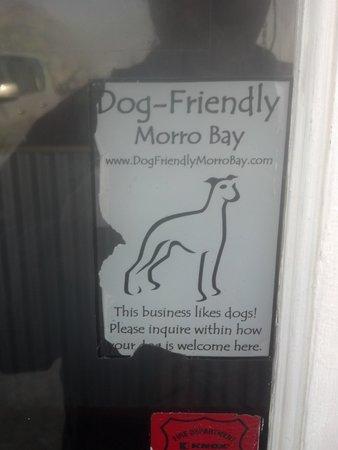 Frankie and Lola's : Dog Friendly