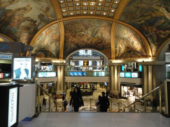 Galerias Pacifico: Shopping muito bonito!!!