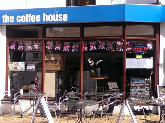 The Coffee House: The Coffee Shop