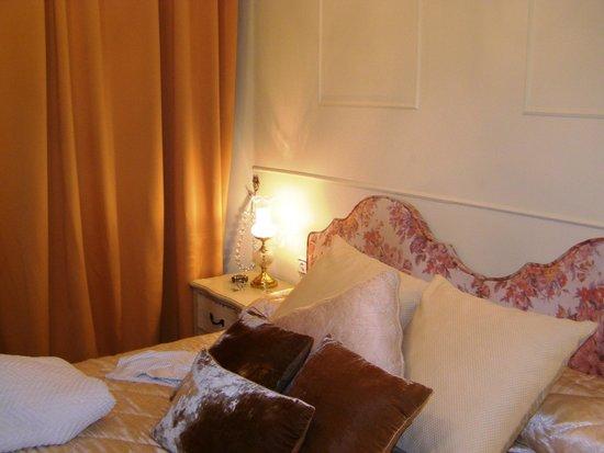 La Casa Azul Bed and Breakfast: comfortable bed