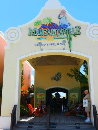 Jimmy Buffett's Margaritaville: front door