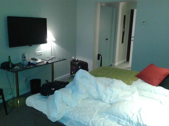 Elite Hotel Ideon: room