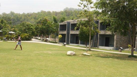 Club Mahindra - Corbett: Garden