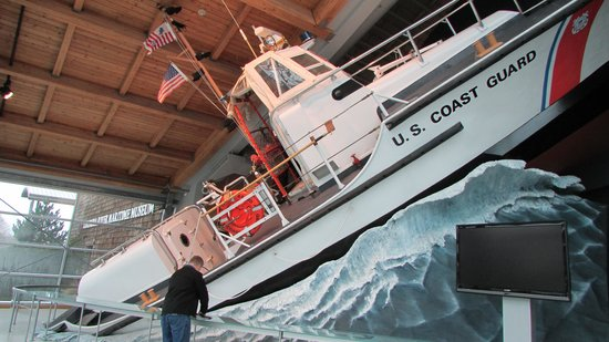 Columbia River Maritime Museum: WOW!