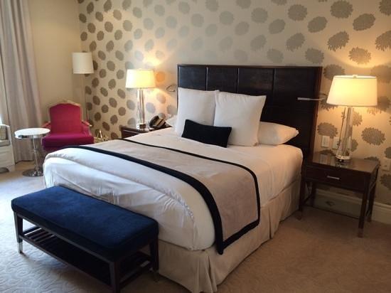 The Ritz-Carlton, Montreal: la chambre