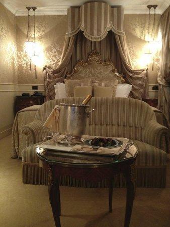 Baglioni Hotel Luna: Our Room