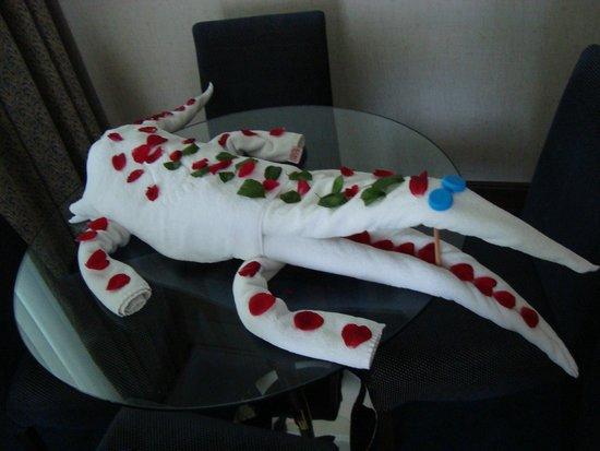 Porto Bello Hotel Resort & Spa: Декор номера