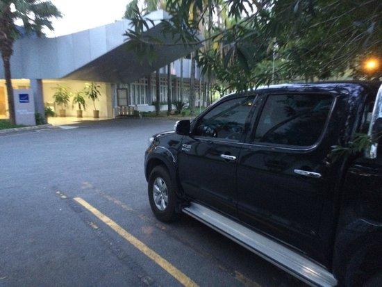 Novotel Sao Jose Dos Campos: Entrada do hotel