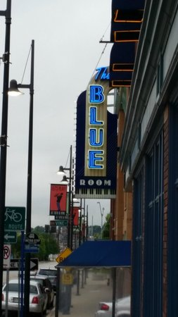 The Blue Room, Kansas City, MO