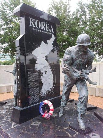 Veterans Memorial Park : Visit if in area