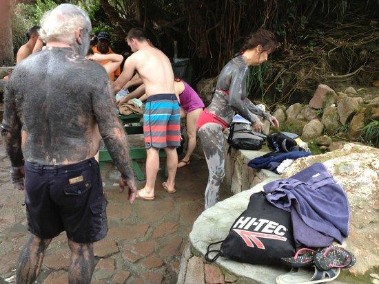 More Than A Cab Tours: sulphur med baths