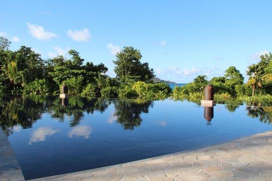 Raffles Seychelles: Бассейн