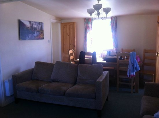Solway Holiday Village: sitting room