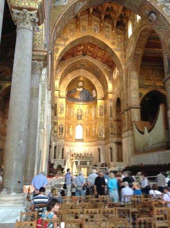Duomo di Monreale: Altar area