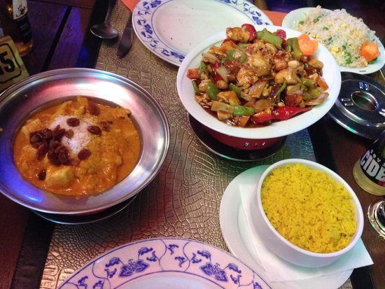 Red Dragon Restaurant : Yammy!!