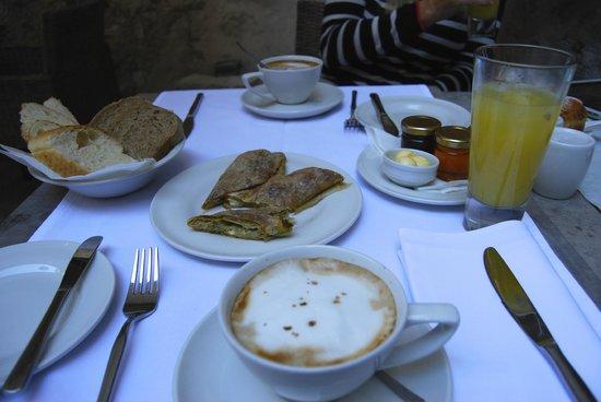 Boutique Hotel Hippocampus: Rico, rico desayuno!!!