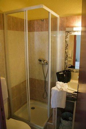 Arcu di Sole Hotel : Dusche