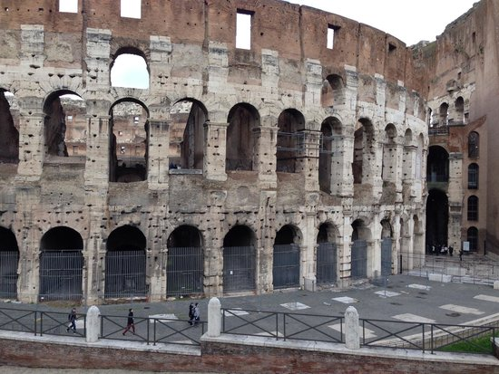 Tour à Rome by Tour in the City : Colosseum