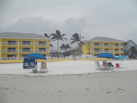 Sandpiper Gulf Resort: Sandpiper beach