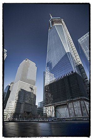 Memorial del 11S: Freedom Tower NYC ©