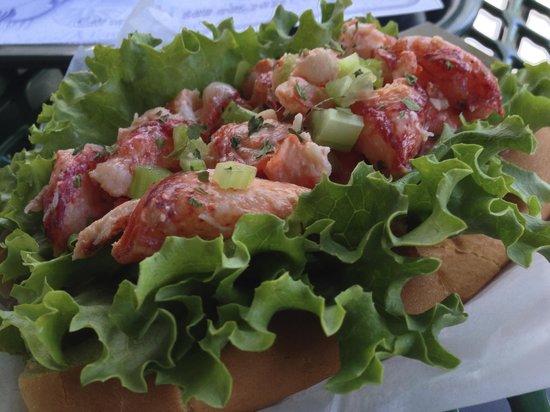 Cobie's Lobster Roll!