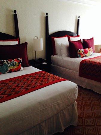 Memories Grand Bahama Beach and Casino Resort : Our room