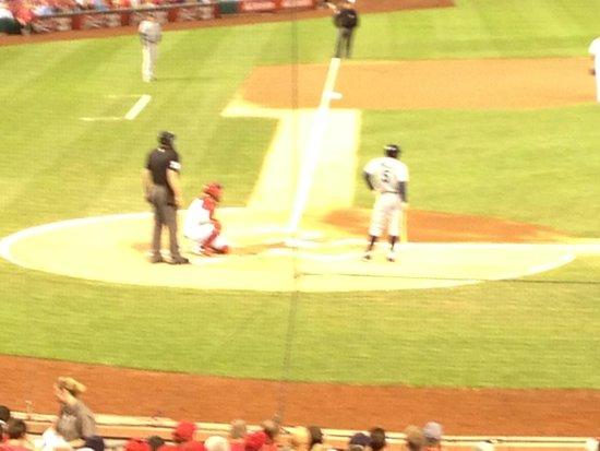 Busch Stadium: Play Ball!