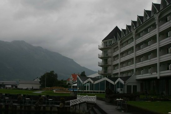 Hotel Ullensvang: пму