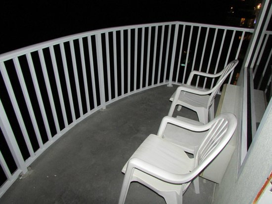 Legacy By The Sea: Balcony Area from room