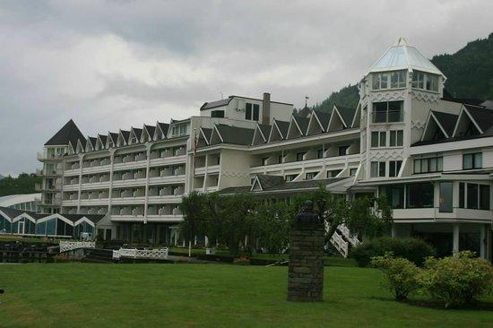 Hotel Ullensvang: ауц