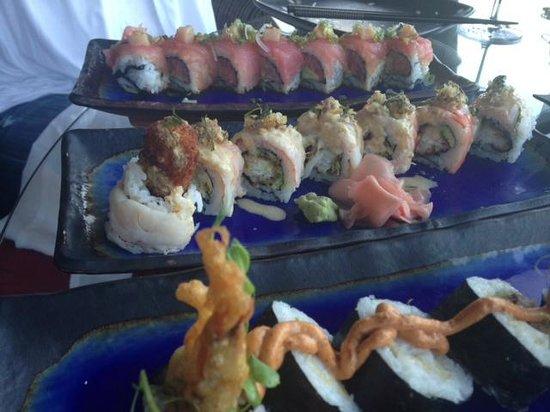 Rosewood Mayakoba: Ahhhhmazing Sushi at Agave Azul
