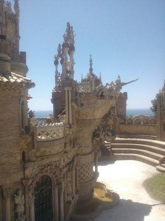 Castillo de Colomares: lovely view
