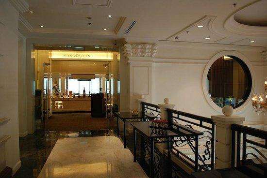 Movenpick Hotel Hanoi : restauracja