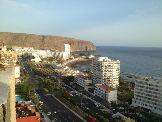 TRYP Tenerife : View from Room 1306