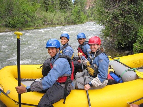 4 Corners Whitewater / Telluride : Setting Off