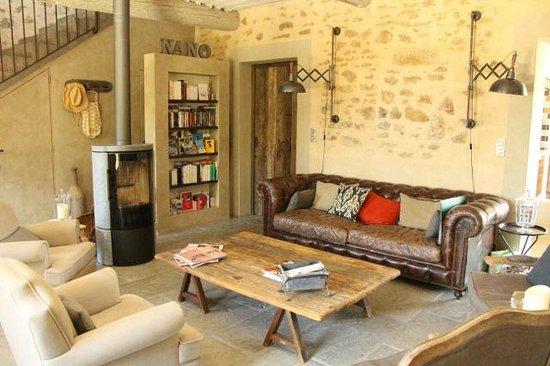 La Bergerie de Nano : The lounge