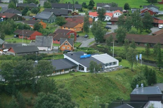 Eidfjord Fjell & Fjord Hotel: муыф
