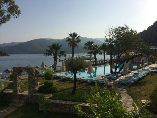 Club Adakoy Resort Hotel : The pool