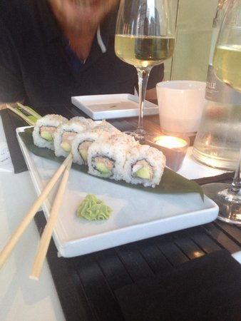 Zushi Brescia Japanese Restaurants : California