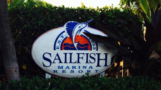 Palm Beach Shores Resort and Vacation Villas: Sailfish Marina