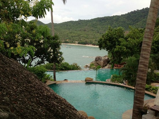 Panviman Resort - Koh Pha Ngan: Pool area