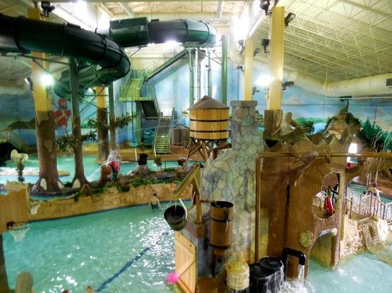 Arrowwood Lodge At Brainerd Lakes: Arrowwood water park
